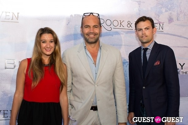 Billy Zane Richard Grindy Rachelle Lunnon