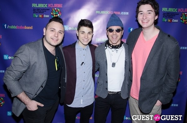 Nick Tangorra Rafe Tangorra EricAndrew Will Aherns