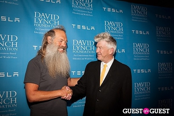 David Lynch Rick Rubin