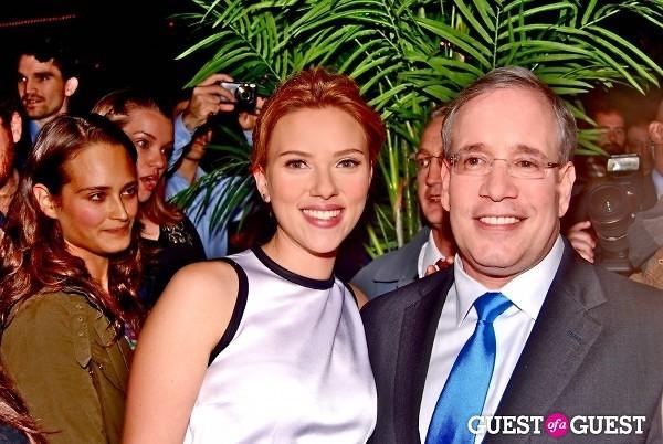 Scarlett Johansson Scott Stringer