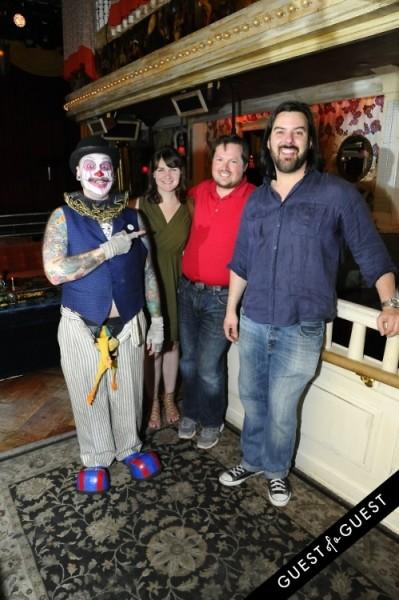Steve Willis Scary Ben Lisa Meyer Jason Boral
