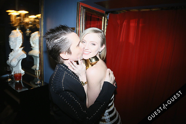 Matt Bellamy Elle Evans