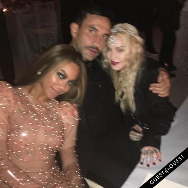 Beyonce Riccardo Tisci Madonna