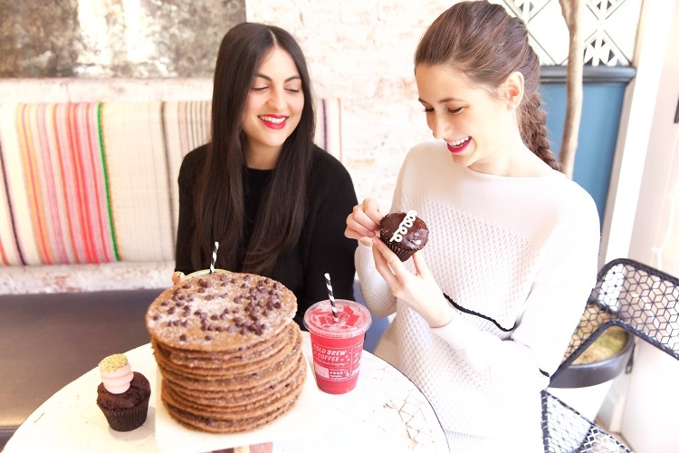 By CHLOE's Chloe Coscarelli & Samantha Wasser On Foodie Trends & Redefining Vegan