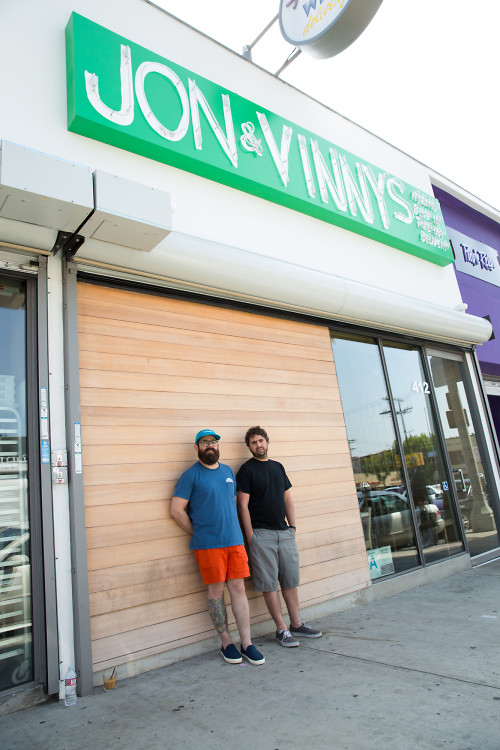 Jon & Vinny: The Duo Taking Over L.A.'s Foodie Scene