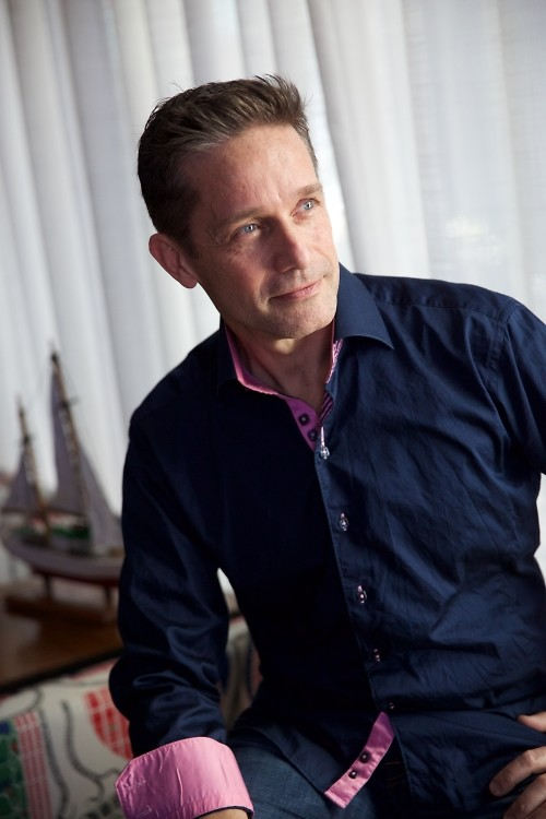 Real-Life Adventurer Fabien Cousteau Talks Exploration & Saving Our Oceans