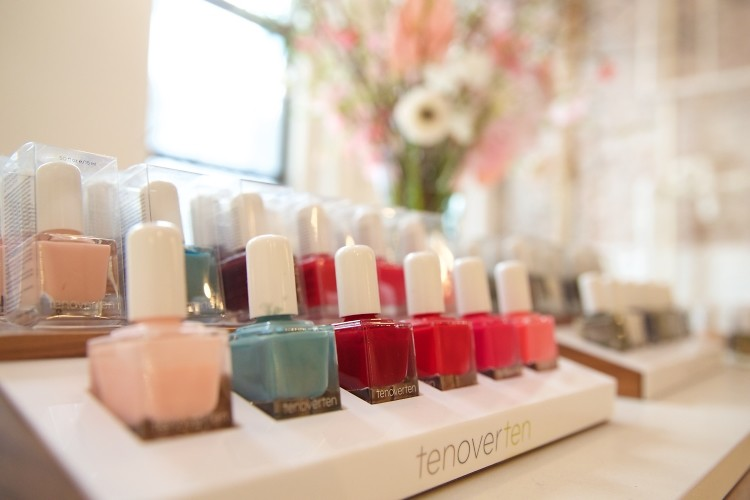 The Pros Behind Tenoverten Take Us Inside The Chicest Nail Salon In New York