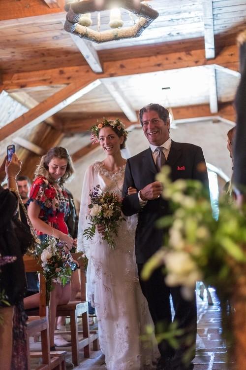 Inside Sofia Sanchez de Betak's Stunning Patagonian Wedding