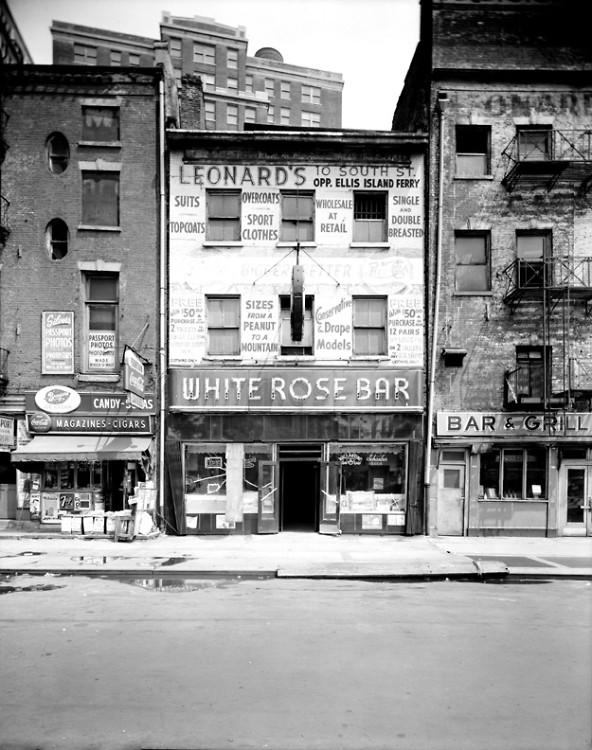 White Rose Bar