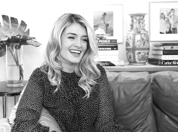 Setting The Holiday Table With Daphne Oz