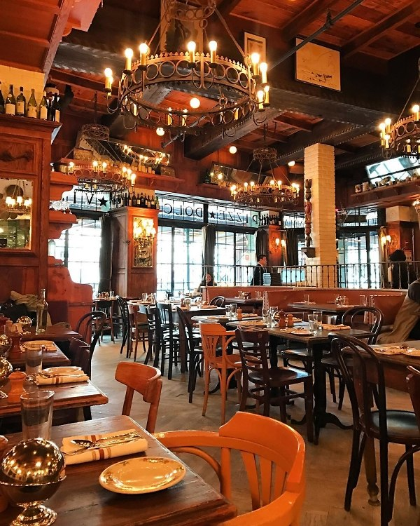 Christmas Restaurant Nyc.Christmas Dinner Guide 2016 Where To Dine In Nyc