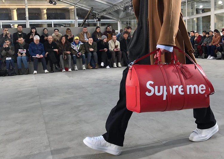 bbe13407ce7 Your First Look At The Louis Vuitton x Supreme Collaboration