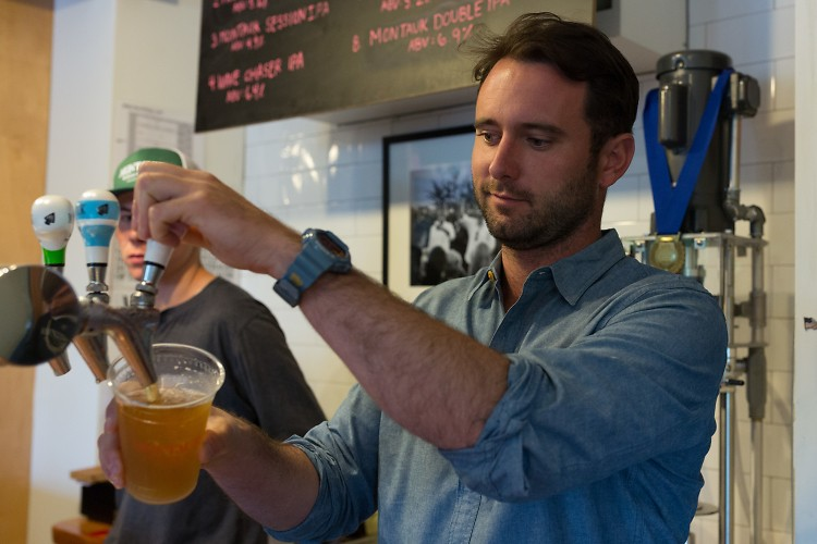 The Guys Behind Montauk Brew Co. Take Us Behind The Beer