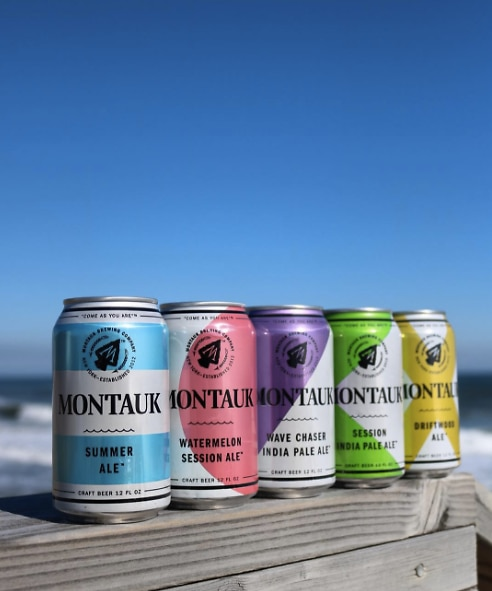 The Guys Behind Montauk Brew Co.​ Take Us Behind The Beer