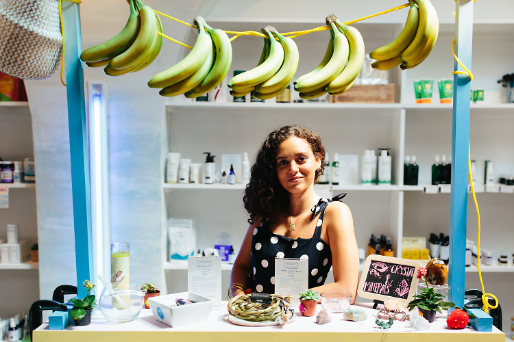 Grass Roots Juicery's Sabrina Diaz On Making The Juice Worth The Squeeze