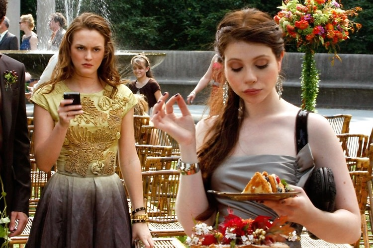 c86676f5a A Definitive Ranking Of Blair Waldorf s Rivals On  Gossip Girl