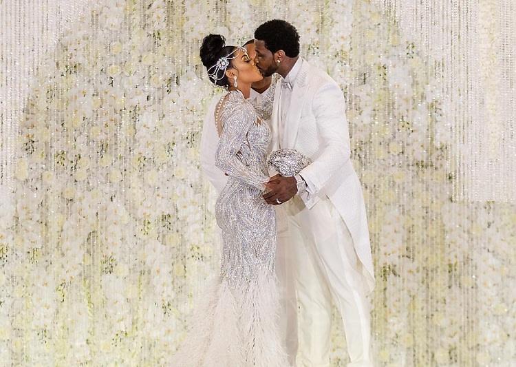 Inside Rapper Gucci Manes   Million Diamond Filled Wedding