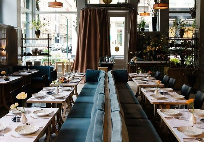 Roman Williams Guild Your First Look At The Chic Flagship Restaurant