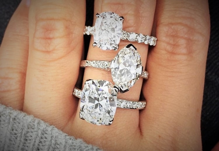 The Biggest Engagement Ring Trends Of 2018