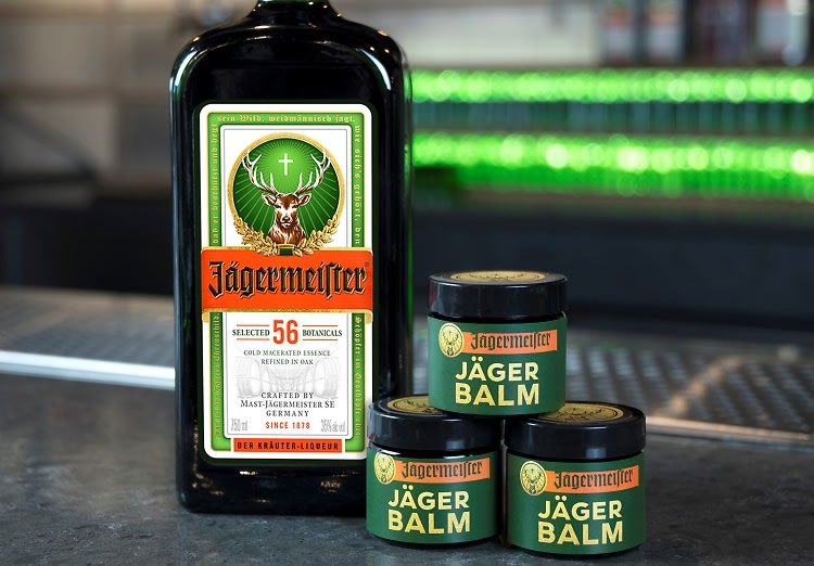 Like Jagerbombs Try Jager Balm