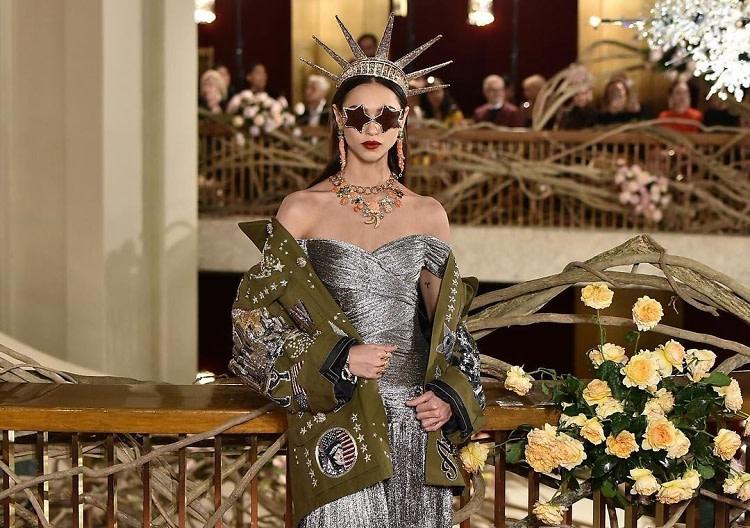 finest selection 2f3e2 0af26 Inside Dolce & Gabbana's Dazzling New York Takeover