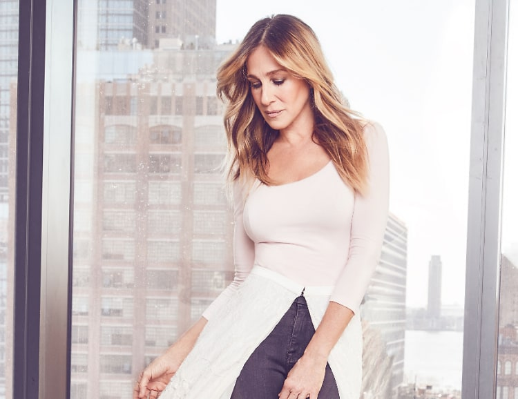 Sarah Jessica Parker S New Bridal Collection Is As Chic As You D Imagine