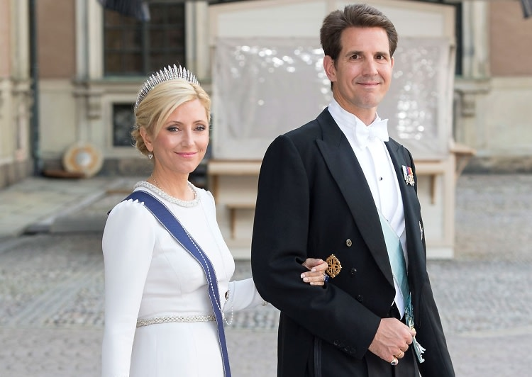 fe3cfece3 Who Is Marie-Chantal  The Hedge Fund Princess Tops British Rich List