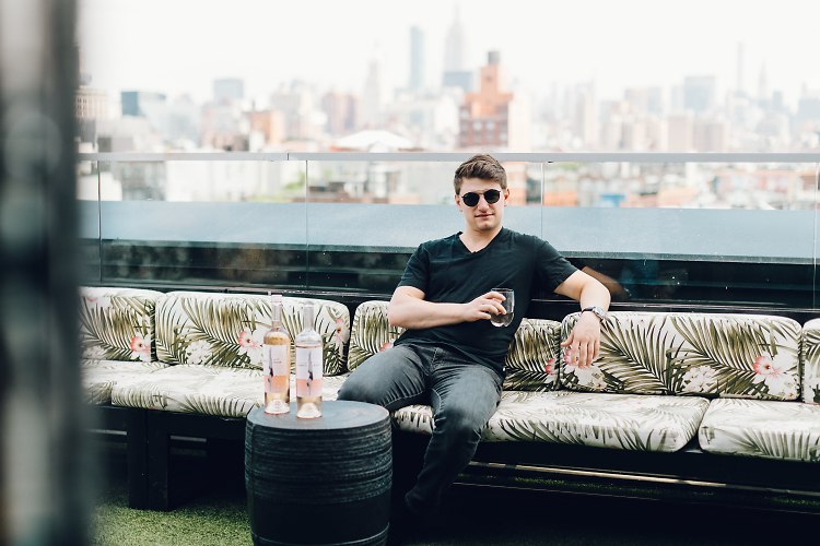 Rosé Rock Star: Meet Jesse Bongiovi, The Hamptons' Hottest It Boy