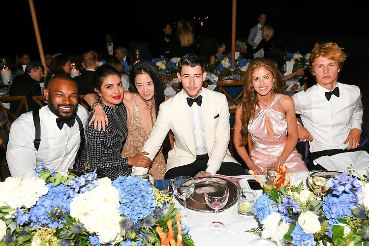 was ralph lauren s 50th anniversary party more star studded than