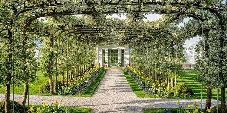 Inside The Lush Magic Of Bunny Mellon\'s Gardens