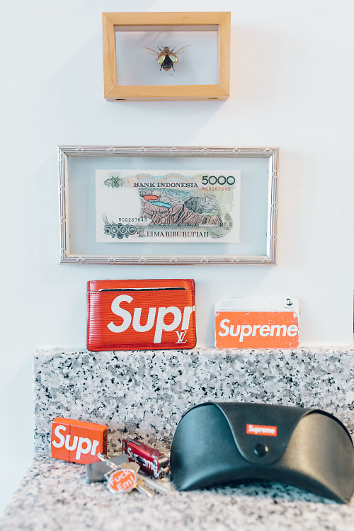 Peter Davis, The Editor With The Best Supreme Collection In New York