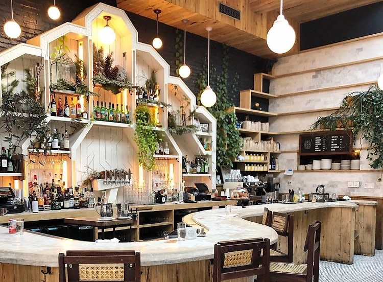 the most beautiful spots to eat drink in nyc right now rh guestofaguest com