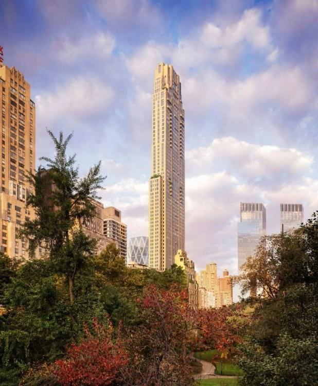Central Park Apartments New York: A $238 Million NYC Condo Just Became The Most Expensive