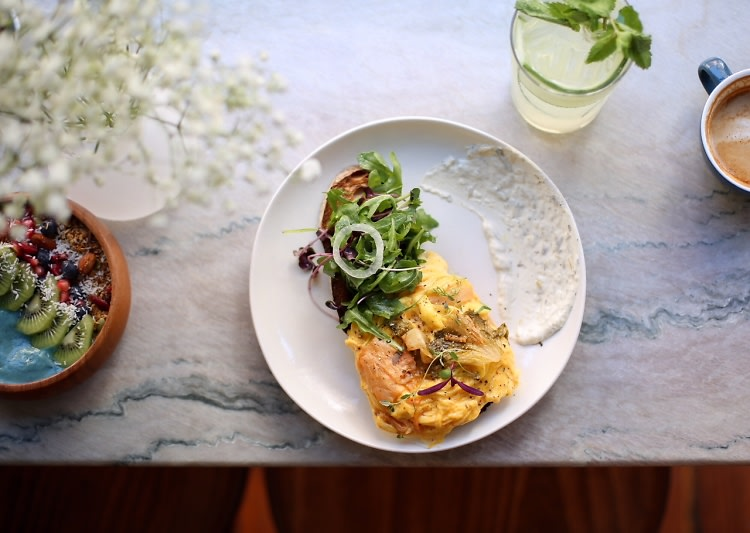 Good Thanks Cafe: The Lower East Side's Healthiest, Most Insta-Worthy New Brunch Spot