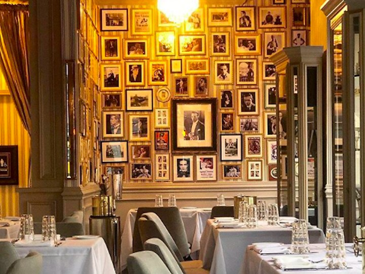 This Upper East Side Restaurant Is The Chicest New Hot