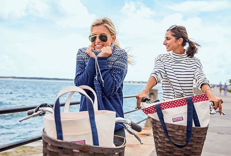 56f6f50ec7 One WASP's Opinion On The Vineyard Vines For Target Collection