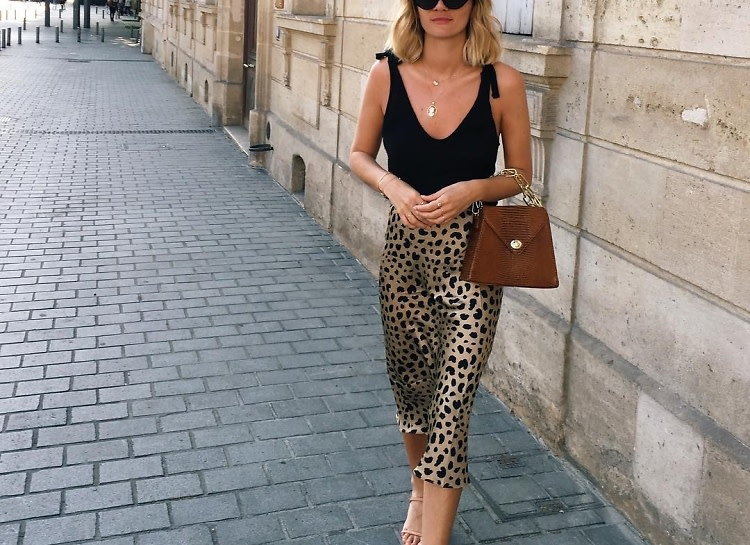 6ad688937439dc Oh No, This Instagram Account Is Documenting Our Leopard Midi Skirts