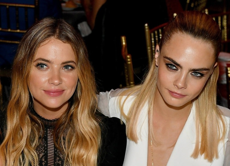 Are Cara Delevingne Ashley Benson Engaged