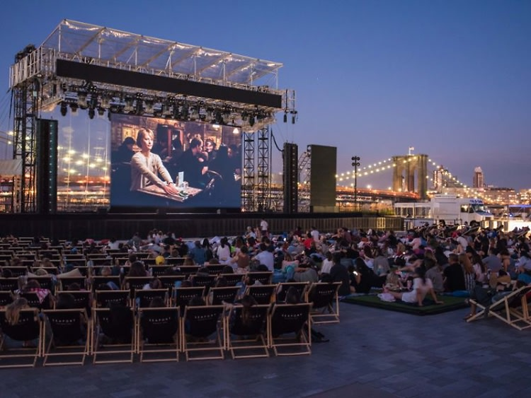 New York's Ultimate Outdoor Cinema Guide For Summer 2019
