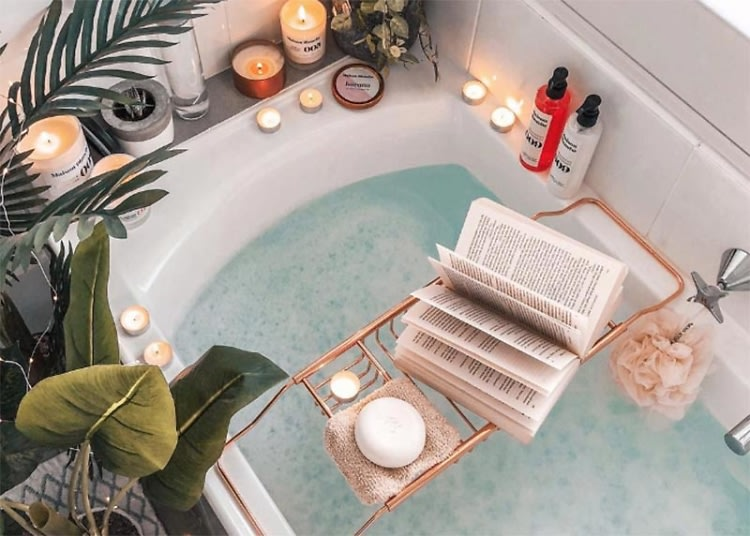 Books, Brunch & Baths: The Ultimate Self Care Sunday