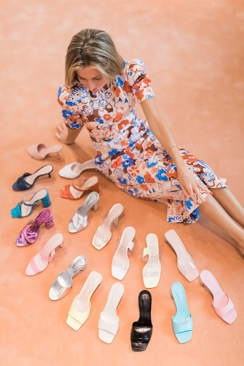 Marina Larroude Has Just The Shoe For You
