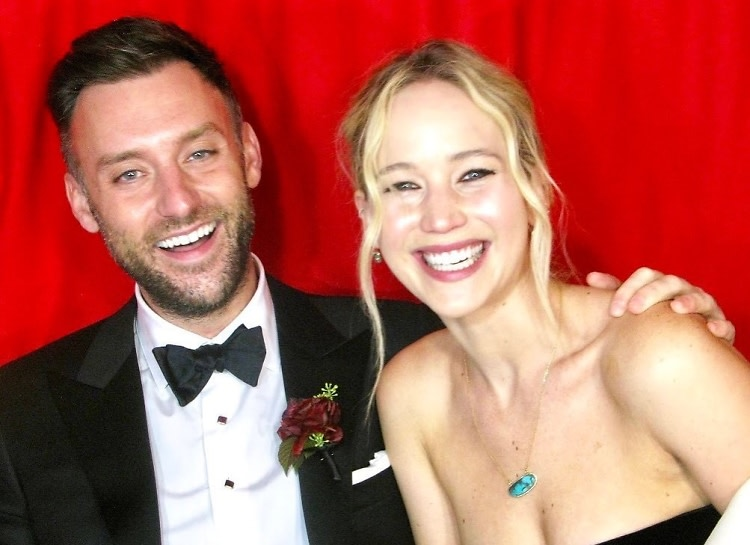 All The Details From Jennifer Lawrence Cooke Maroney S A List Newport Wedding