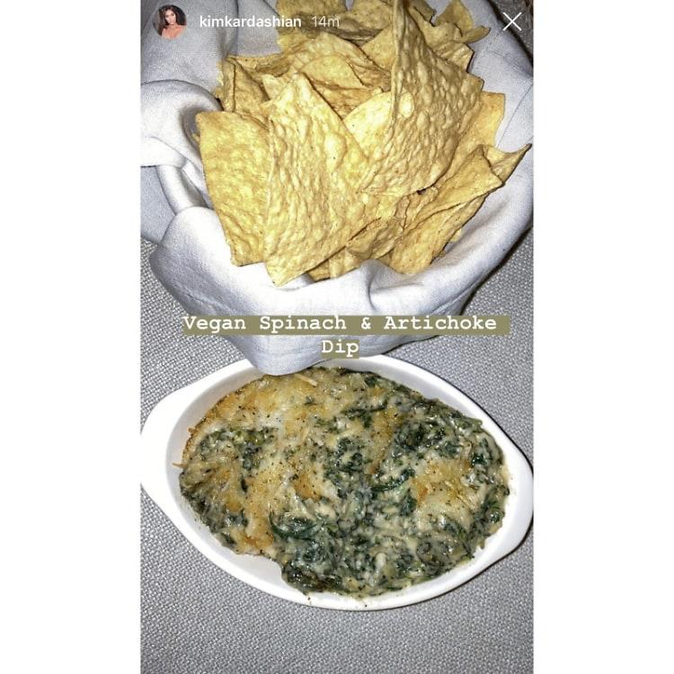plant based diet kim kardashian