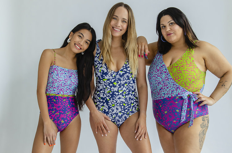 Ttxsummersalt group3 1 dragged Tanya Taylor 8217 s New Swimwear Collection Looks Amazing On Everybody 8211 Guestofaguest com