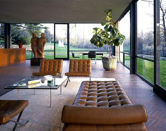 Philip Johnson GlassHouse