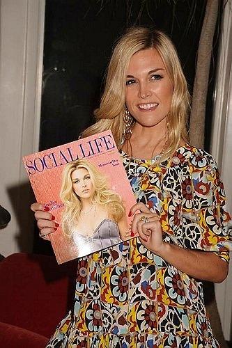 Tinsley Mortimer Social Life Magazine