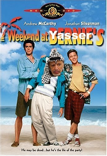 Weekend at Yasser's