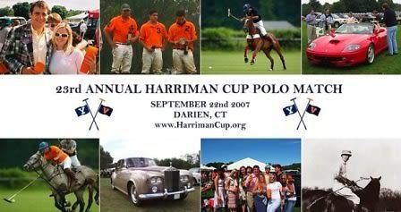 harriman cup