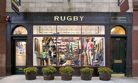 Rugby Polo Ralph Lauren
