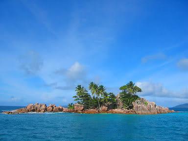 Tropical Island Seychelles